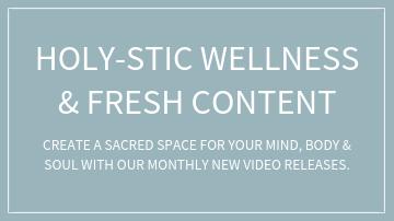 Christian yoga videos online