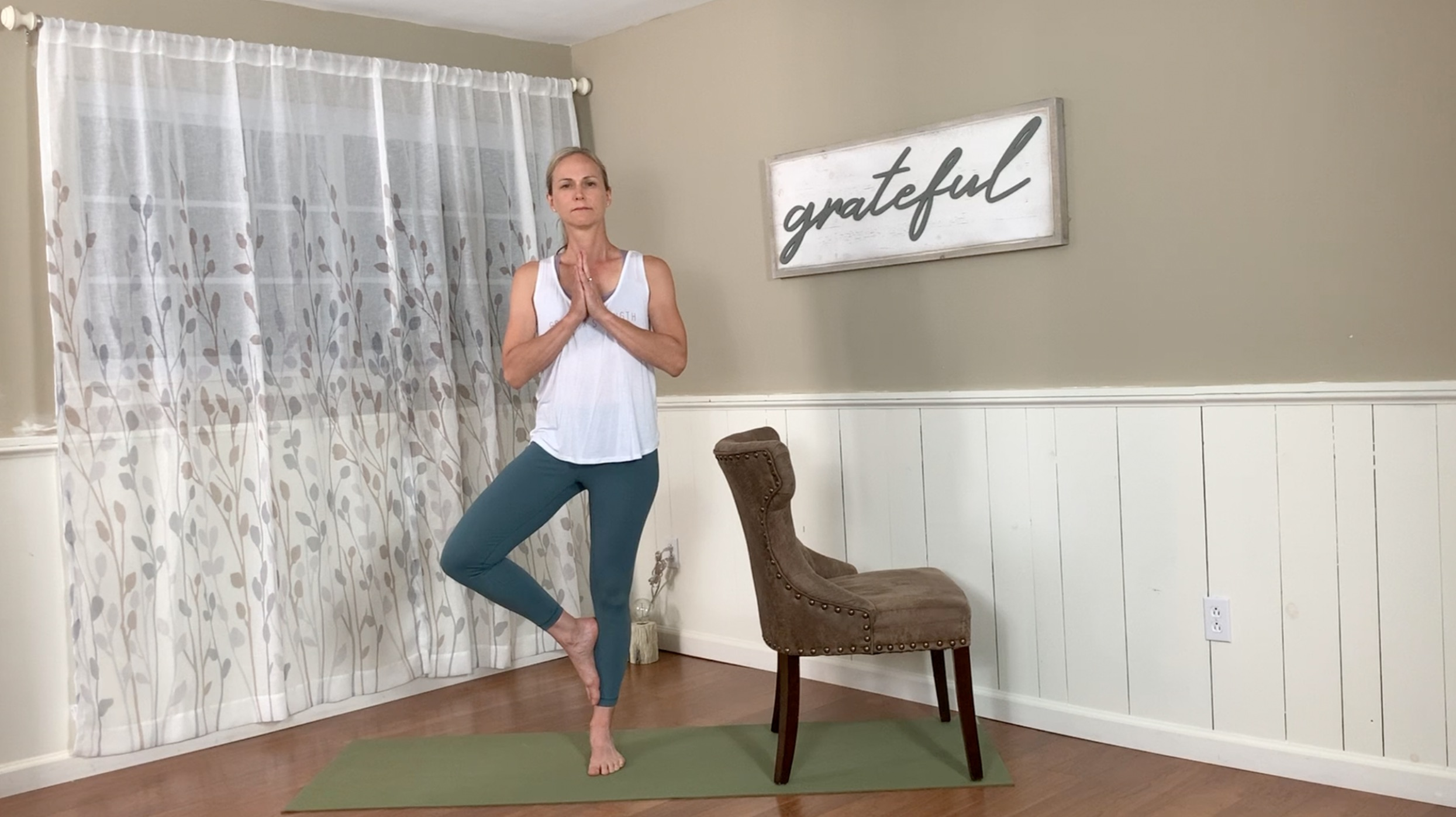 Christian Yoga Videos Sherry