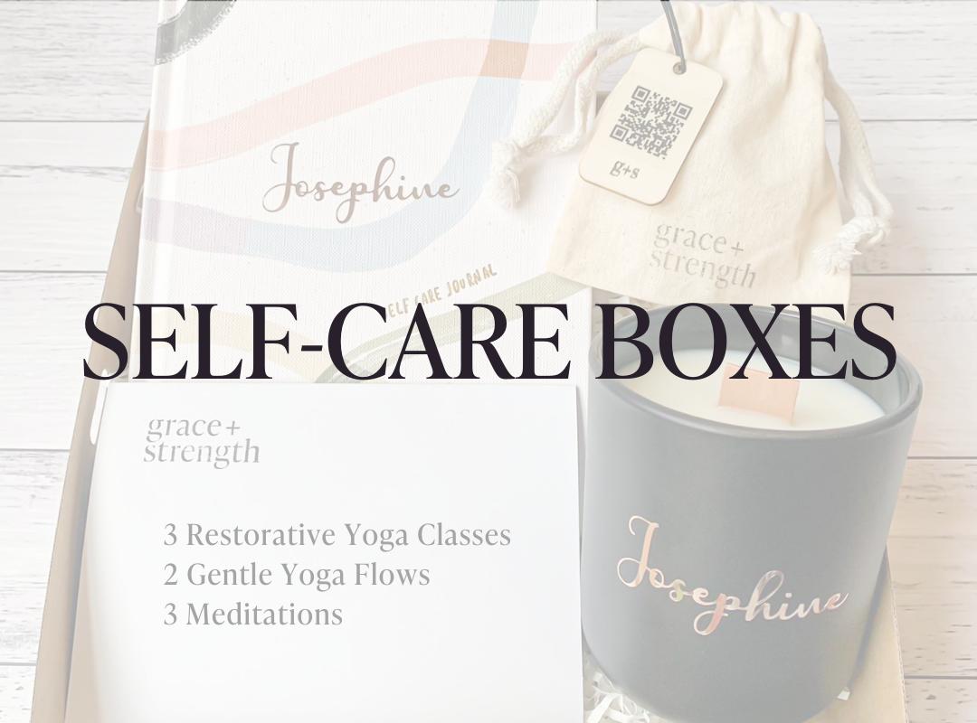 SELF CARE BOXES